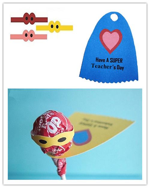 教师节到了!用暖心贺卡&创意手工做礼物,让孩子学会图片